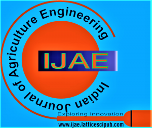Indian Journal of Agriculture Engineering (IJAE)